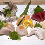 Sake 101 at Kanpai Sushi in Shell Beach