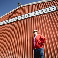 Moving time: The Templeton Livestock Market will close in October, leaving local cattle ranchers wondering if they'll be left in the dust