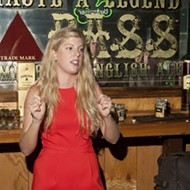 Jameson Irish Whiskey sends an ambassador to SLO