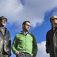 The Charlie Hunter Trio will bring their innovative jazz sounds to the SLO Grange Hall on Dec. 5th