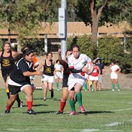 The SLO Rugby Club hosts their annual West Coast tournament this September