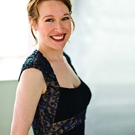A review of soprano Ava Pine's debut performance with the SLO Symphony