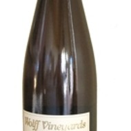 Wolff Vineyards 2010 Riesling Edna Valley