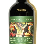 Toucan Wines 2006 Zinfandel Arroyo Grande Valley