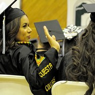 A major tassel: Local students cap their time at Cuesta
