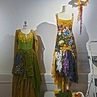 Natural woman: Steynberg Gallery displays Earth Gowns, a collection of narrative dresses