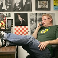 Sound salvation: KCBX's Neal Losey still does radio the old fashioned way