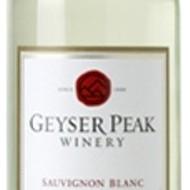 Geyser Peak 2012 Sauvignon Blanc California