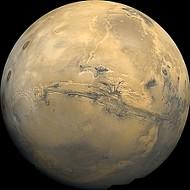 Mars' song