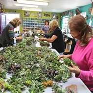 These DIY gifts are succulent: Los Osos studio offers workshops on succulent wreaths and more