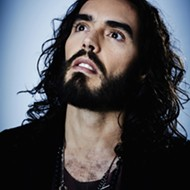 Russell Brand brings his world tour to the Fremont
