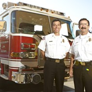 Garret Olson takes the helm at the SLO Fire Department