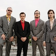 Weezer takes us back to the garage for Vina Robles debut on Sept. 12