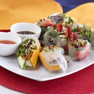 Healthy Thai and Asian fusion