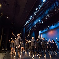 Cal Poly's Orchesis Dance Company celebrates 45 years with new show, 'Release'