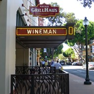 Local restaurant Wineman Grillhaus serves up a fusion of German and American dishes
