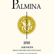 Palmina 2010 Arneis Santa Ynez Valley Honea Vineyard