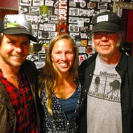 Neil Young, Lukas Nelson and Promise of the Real play surprise show at SLO Brew!!!