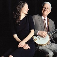 Steve Martin and Edie Brickell play Vina Robles Amphitheatre