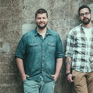 Local stars Moonshiner Collective, Jade Jackson, and Chris Beland play on June 27 at SLO Brew