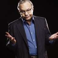 """Read your constitution, assh*le"": Comedian Lewis Black pays a visit to San Luis Obispo"
