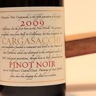 Cargasacchi 2010 Pinot Noir Sta. Rita Hills