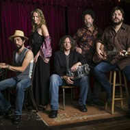 Trigger Hippy brings its soul-drenched sound to SLO Brew on Oct. 5