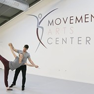 Stepping into love: Dancing couple brings movement center to SLO