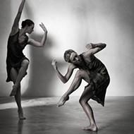 Choreographer girl goes to the Spanos