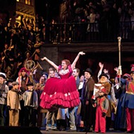 Cal Poly Arts presents The Met: Live in HD's screening of Puccini's 'La Boheme'
