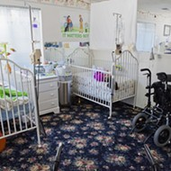 The De Groot Nursing Home for Children in San Luis Obispo will forfeit its license to bill for services