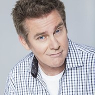 Laugh at the everyday with Brian Regan at Vina Robles Sept. 13