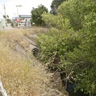 SLO City is employing an old-school, temporary land-grab to keep the Los Osos Valley Road widening project flowing