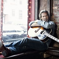 Jeff Bridges & The Abiders return to the Fremont Theater on April 17