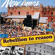Rebellion to reason: Local developer Cliff Branch writes about growing up in the counterculture in 'American Made: A Boomer's Reflection'