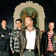 Social Distortion will play their self-titled third album in its entirety on Sept. 11 at Vina Robles Amphitheatre
