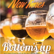 Bottom's up: SLO County breweries are on the move, getting bigger,  and gaining a foothold in SLO Town