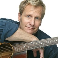 Emmy-winning actor Jeff Daniels shows off his musical side on Nov. 4 at the SLOPAC