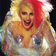 Dale Bozzio of Missing Persons, Bow Wow Wow, and Gene Loves Jezebel play SLO Brew