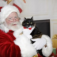 Santa paws is coming to town: Woods Humane holds annual holiday open house