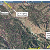 Oil prospectors file a new drilling application near Huasna Valley