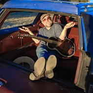 Guy Budd plays Libertine Pub on Feb. 6 to promote his new album
