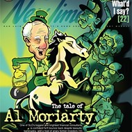 The troubled times of Al Moriarty