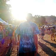 Live Oak Music Festival 2015 was filthy fun over Father's Day weekend