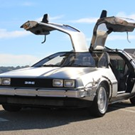 Blast to the past: Doc Brown's Time Machine Rental brings the DeLorean to you
