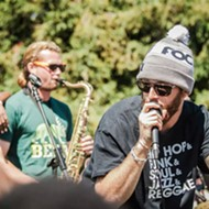 Local emcee James Kaye brings his laidback lifestyle music to SLO Brew on Feb. 26