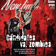 Election night of the living dead