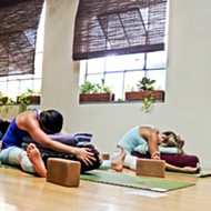 A hardened cynic tries out a yoga workshop about menstrual cycles