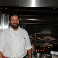 Chef Brian Collins success story provides wise counsel