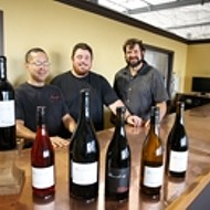 Celebrate the holidays in wine country